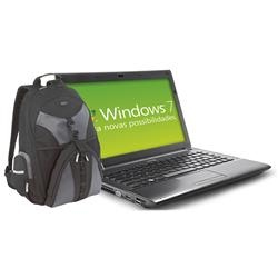 "Notebook CCE Intel® Core™ i7-2630QM, Onix-7810B+, 8GB, HD 1TB, 14"", HDMI, Webcam - Windows® 7 Home Basic"