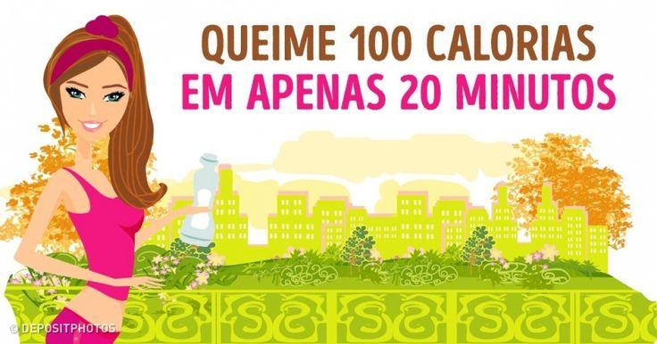 8formas simples dequeimar 100 calorias empouco tempo