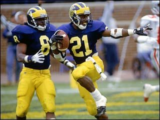 "Desmond Howard-""The Pose"""