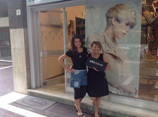 Beatrice e Daniela per Acconciature Beatrice di Salsomaggiore Terme (Pr) #iLOVEmyEDUCATIONidenova