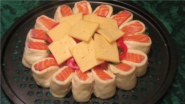 """Рыбный пирог - """"Моя хлебопечка"""" - форум"""