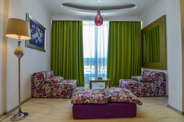 Get comfortable with those warm colours at Phoenicia Luxury Hotel 4*