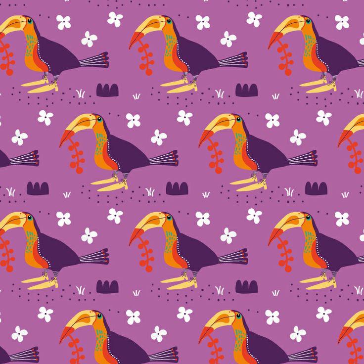tropical-tucan-anna-berger.jpg (750×750)