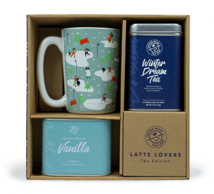 Winter Dream Tea® Latte Gift Set (With Images)