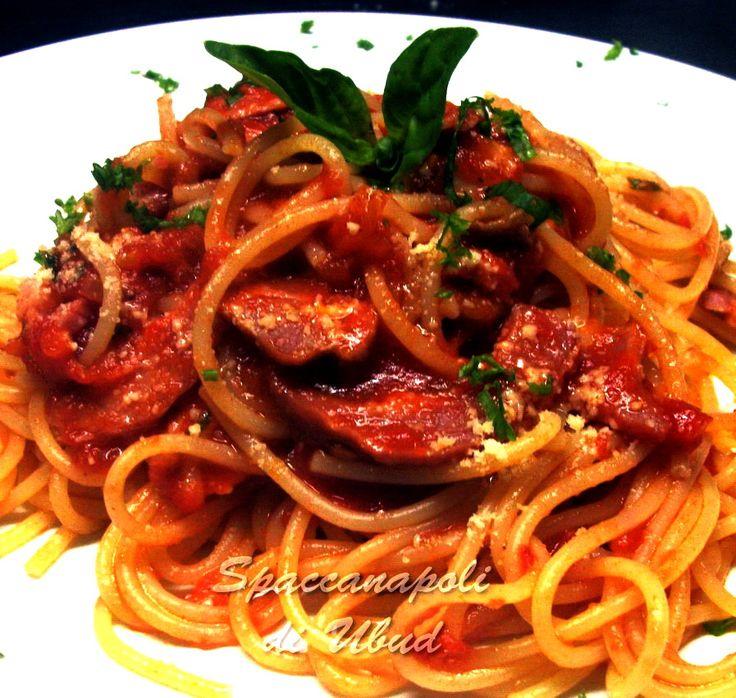 spaghetti matriciana