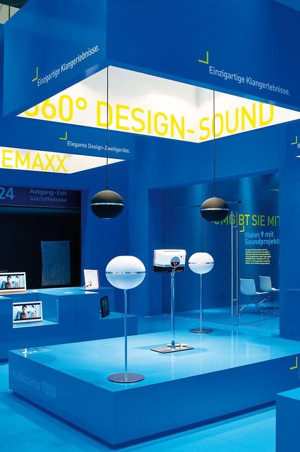 Grundig, IFA Berlin, Germany 2009 -  | D'art Design Gruppe  http://www.d-art-design.de/