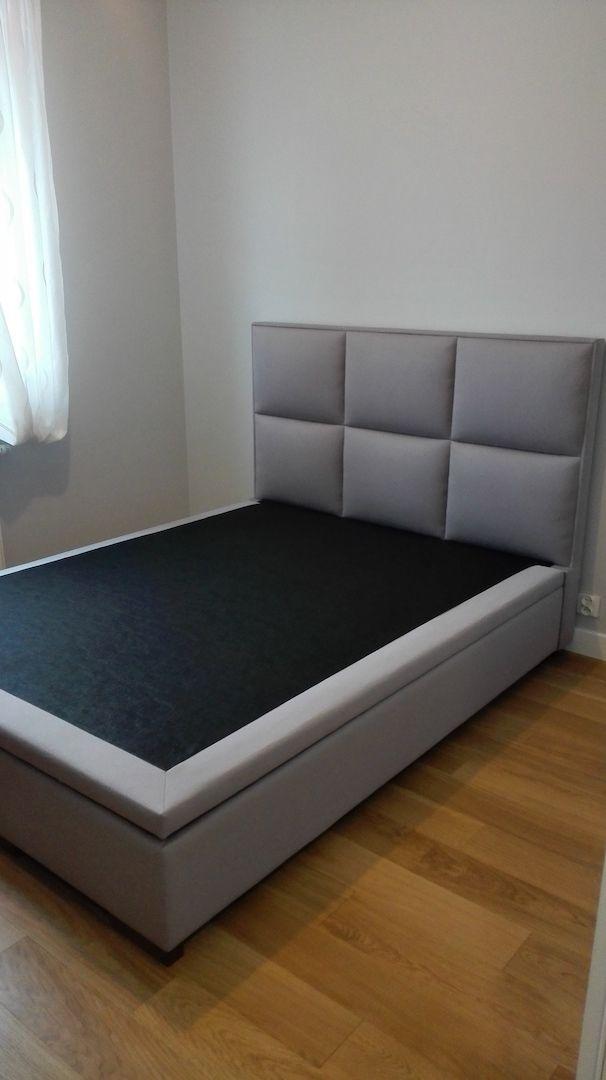 łóżko Kontynentalne Quaddro Plus Meble Varsovia łóżka I