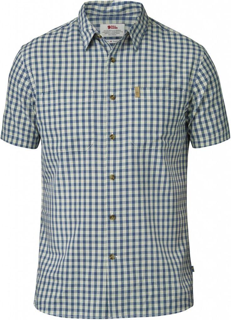 Fjellreven High Coast Shirt SS - Skjorter - Herre