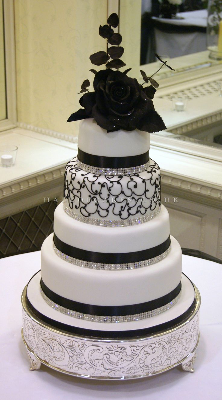 Luxury Wedding Cake ~