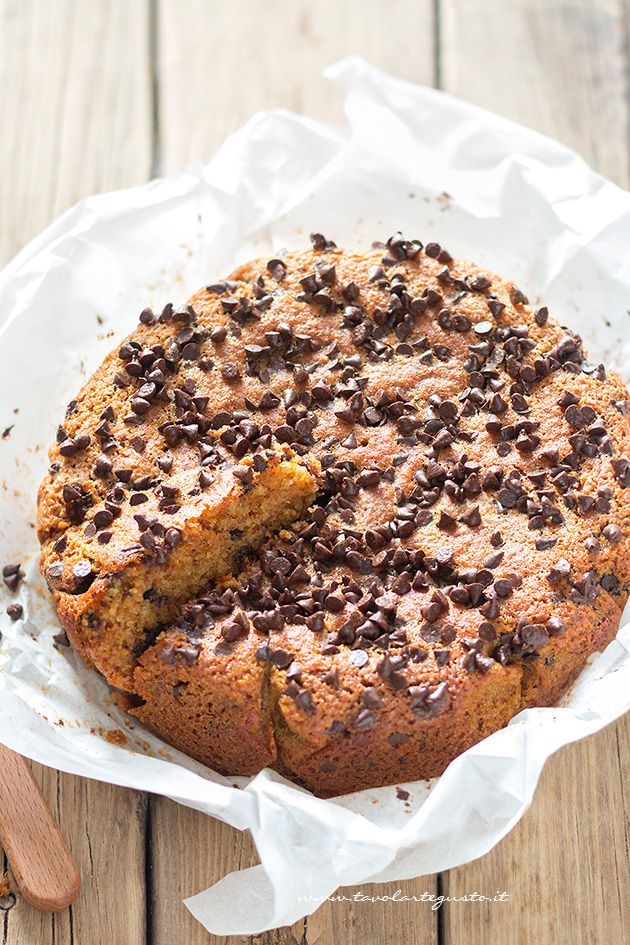Torta di pandoro - Ricetta Torta di Pandoro o Panettone