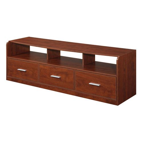 Tribeca 60-inch Cherry TV Stand