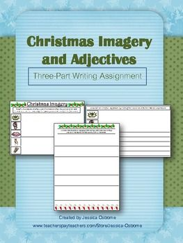 how to use imagery in writing