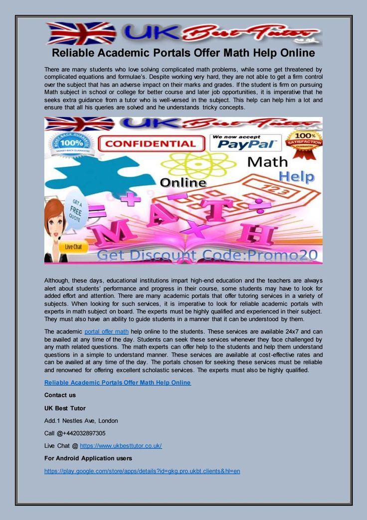 best math help online ideas multiplication reliable academic portals offer math help online