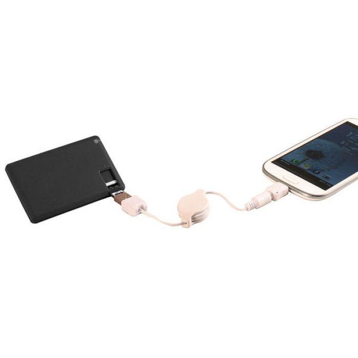 Batterie de secours format carte de crédit TEC559N à prix discount