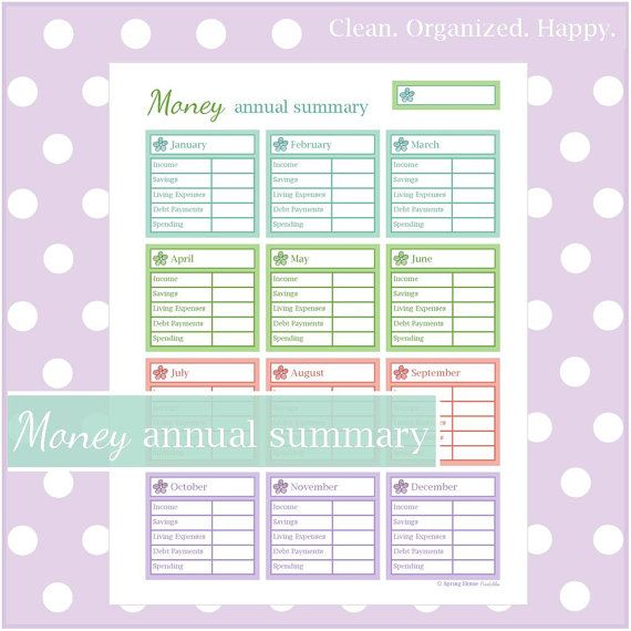 Create Your Own Money Worksheets : Ideas about home budget worksheet on pinterest