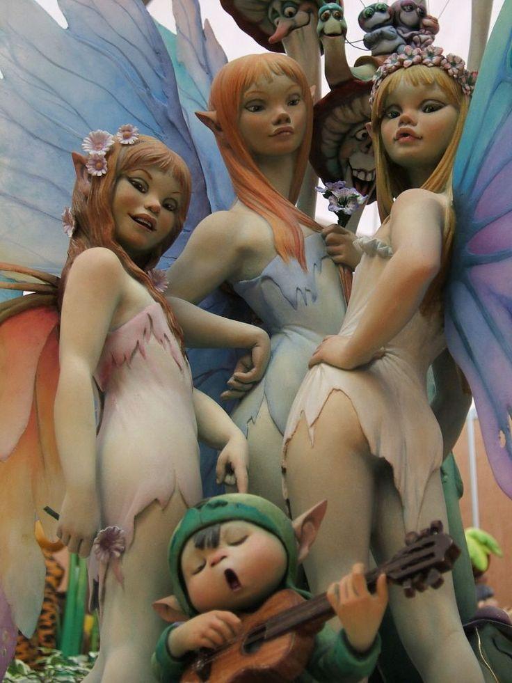 Résultats Exposition du Ninot ~ Fallas de Valencia   Fallas 2014