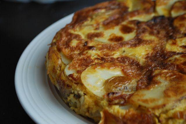 Tortilla Española | Always Order Dessert