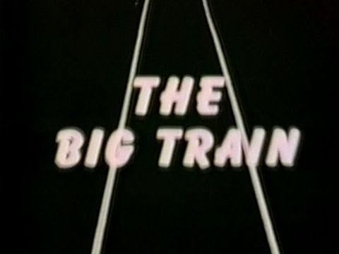 """#mta #nyc #video New York Central Railroad - 1950's - """"The Big Train"""""""