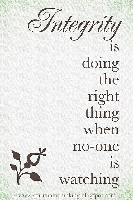 #integrity: Thoughts, Words Of Wisdom, Kids Bathroom, True Words, Inner Peace, Things, Favorite Quotes, Inspiration Quotes, True Stories