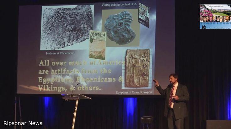 Fritz Springmeier: Skrytá minulost a přítomnost, archeologické objevy. K...