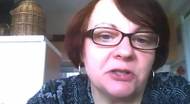 Annie Claude Chevrier - La révélation sur la pédophilie des élites