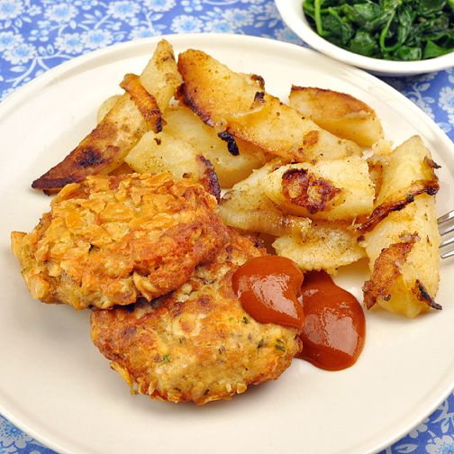 Dish Salmon Croquettes: 321 Best Images About OtK: Fish & Seafood Dishes On