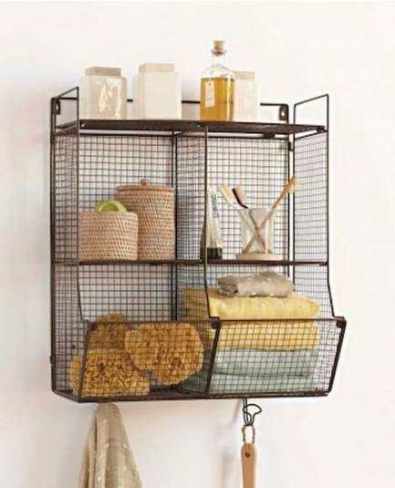 Bathroom Shelf Above Toilet Metal 17+ Ideas For 2019   – Bathroom. Kitchen. Tile…  – most beautiful shelves