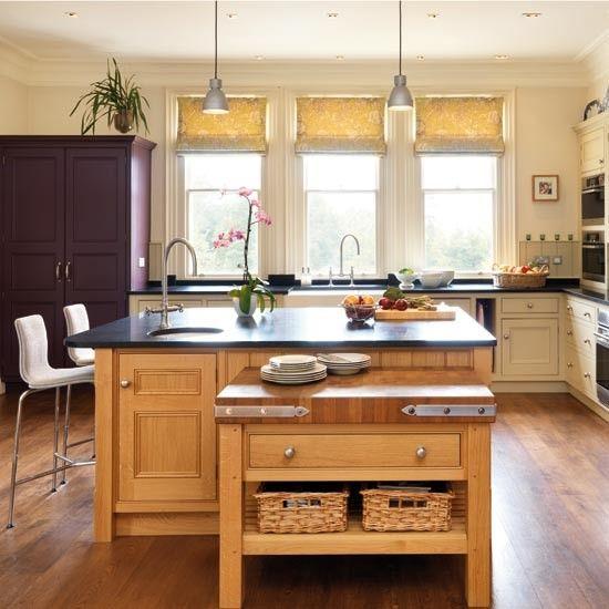Take A Tour Around A Timeless Family Kitchen