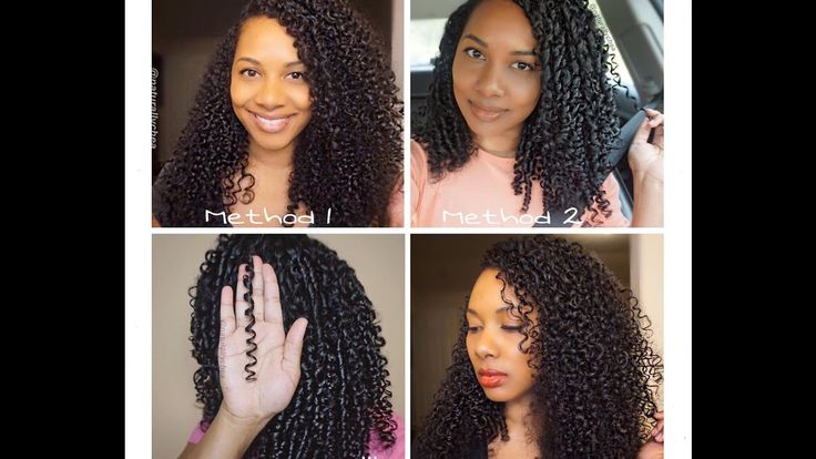 How To Define Curls l 3 Methods for Natural Hair Curl Definition - Black Hair Information