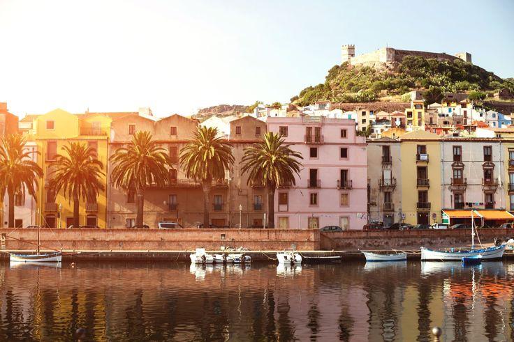 Bosa en Italie : Les plus beaux villages d'Europe - Linternaute