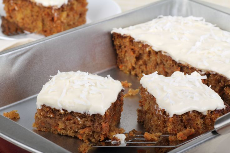 The Best-Ever Carrot Cake! We've personally tested this recipe–and it's aptly named.