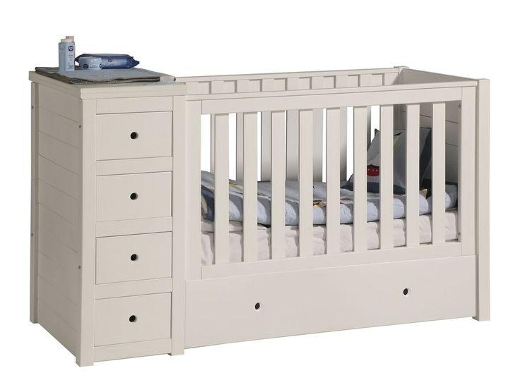 fehér babaágy – Modern, prémium gyerek és bababútorok