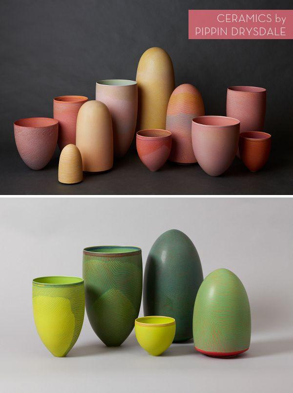 Pippin Drysdale :: Céramiques modernes - Maiya - MON AVENTURE EST VOTRE AVANTAGE :: Art / Design / MODE / DECOR