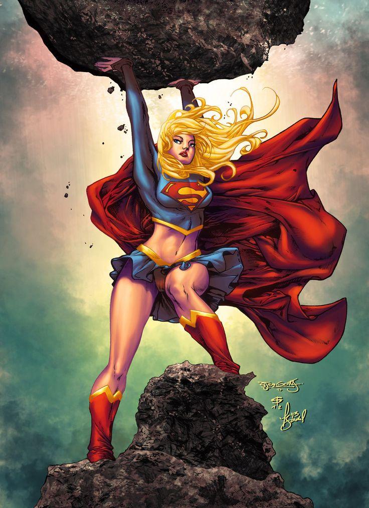 Supergirl - Stephen Jorge Segovia
