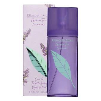 รีบเป็นเจ้าของ  Elizabeth Women's Perfume Arden green tea lavender EDT(100ml)พร้อมกล่อง  ราคาเพียง  775 บาท  เท่านั้น คุณสมบัติ มีดังนี้ กลิ่นแบบCitrus-Aromatic น้ำหอมสำหรับคุณสุภาพสตรี ให้ความรู้สึกสดชื่น
