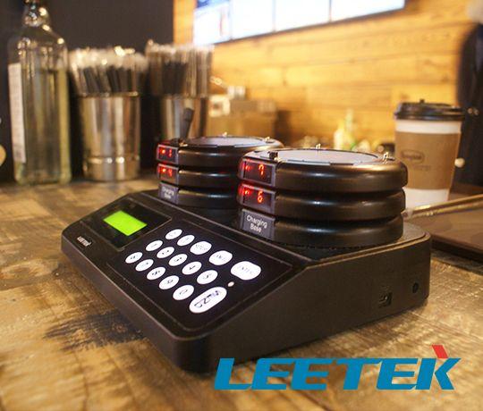 www.leetekorea.com #Digital #Coaster #LEETEK #korea #cafe #Restaurant #Management #Wireless #Paging #Pager #Guestcall #Tablecall #Staffcall #Servercall #System #Service