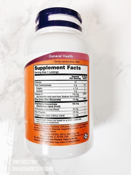 By Kali Kushner Zinc Supplements Have Been Used For Years In Cases