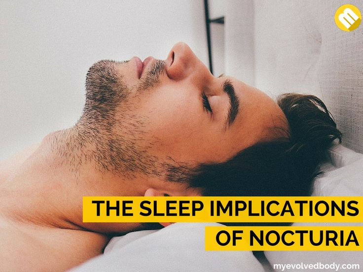 """This year's event focuses on how a person tends to lose sleep because of the urge to urinate more frequently in the night, a condition that is otherwise known as """"nocturia."""""""
