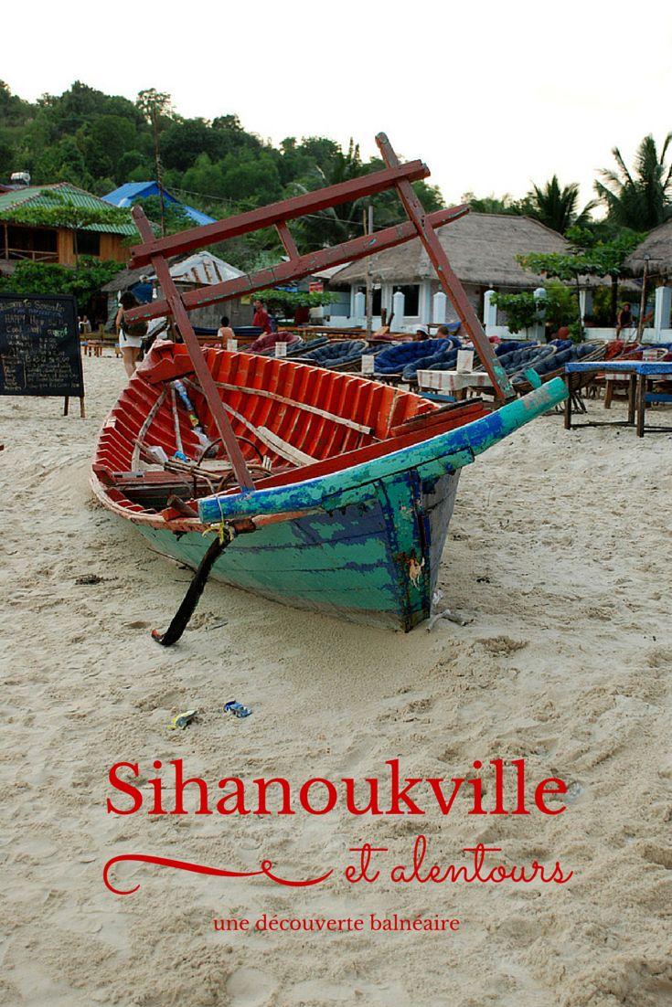 De Sihanoukville au #Cambodge, découvrez les superbes plages !
