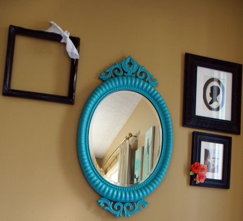 The 25 best Spray paint mirror ideas on Pinterest