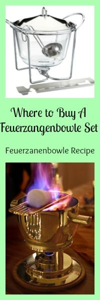 Where to Buy Feuerzangenbowle Set                                                                                                                                                                                 More