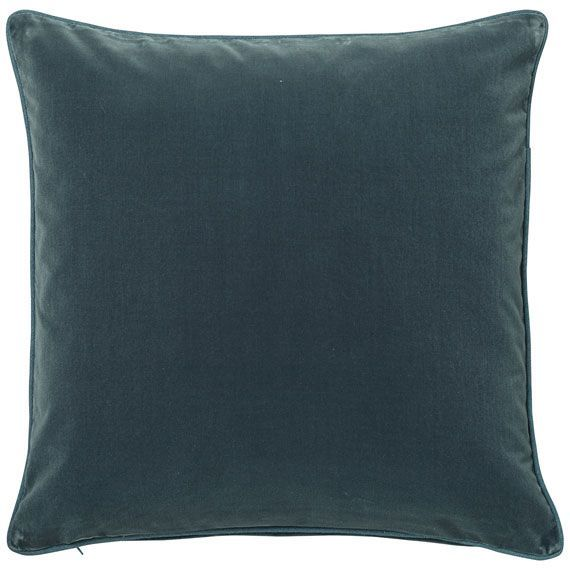Plain Velvet Cushion Cover, Large