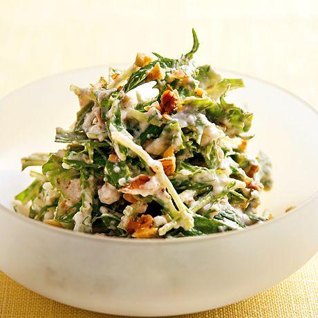 くるみと豆腐のサラダ | 藤井恵さんの小鉢の料理レシピ | プロの簡単料理レシピはレタスクラブニュース