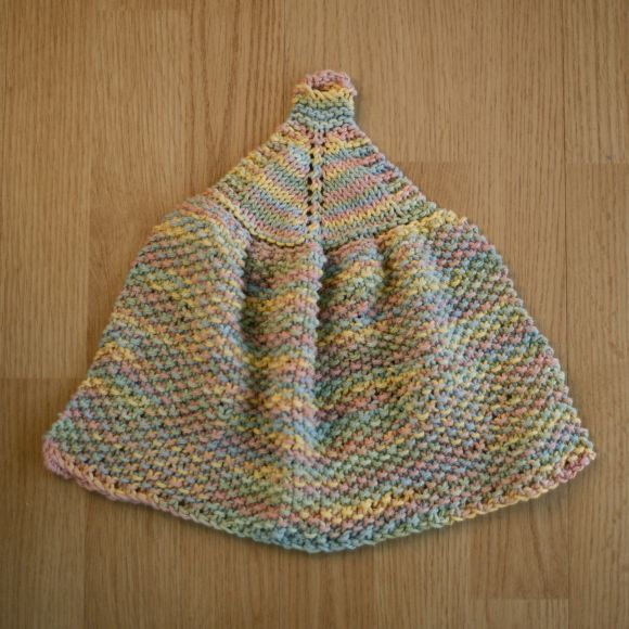 Knitted Hanging Kitchen Towels Pattern: Best images about knit hand ...