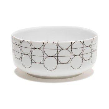 SCANDINAVIAN SET - muesli bowl - Mopsdesign  Porcelain muesli bowl, element of SCANDINAVIAN SET collection.
