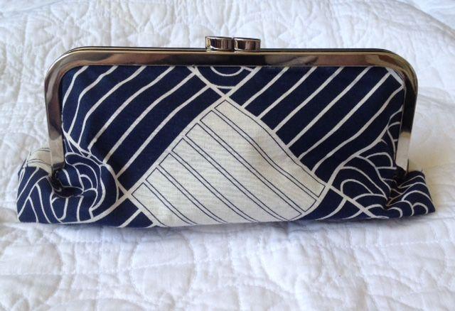 Geometric Japanese design handbag for $43.02