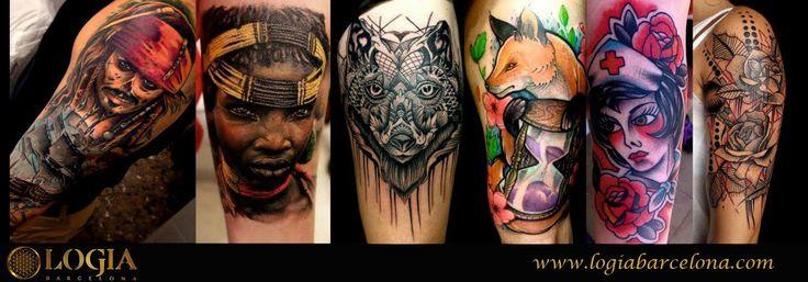 La ventaja de las plantillas de tatuajes
