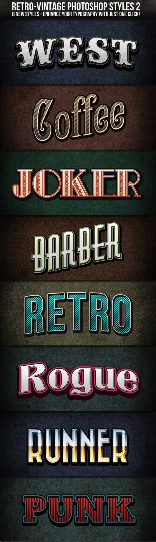 Retro fonts...I think I need these too