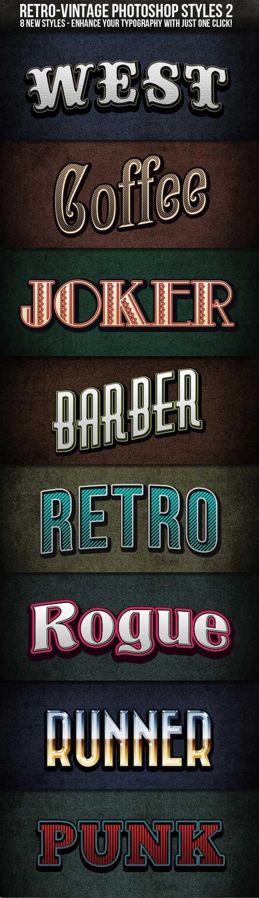Retro fonts...I think I need these too