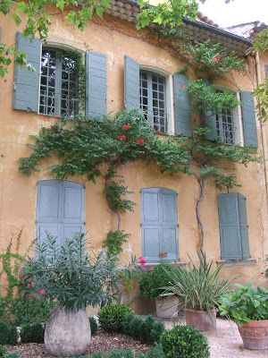 domaine de la baume - a chic new address in provence - Sharon Santoni